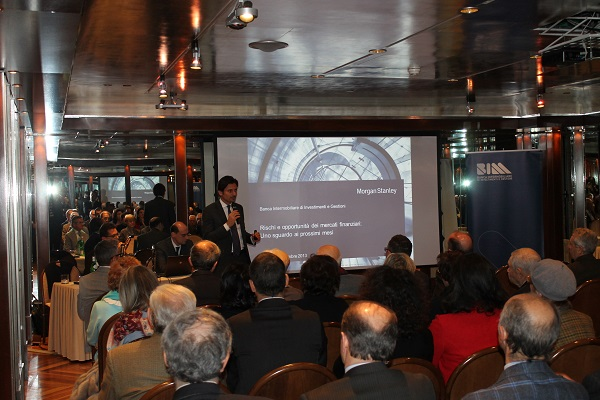 Workshop Bim in collaborazione con Symphonia Sgr e Morgan Stanley