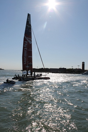 America's Cup World Series - Venezia